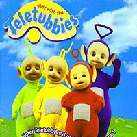 Okładka Play With The Teletubbies (PC)