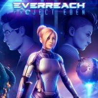 Game Box for Everreach: Project Eden (PS4)