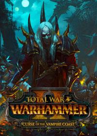 Okładka Total War: Warhammer II - Curse of the Vampire Coast (PC)