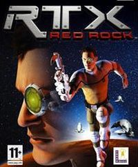 Okładka RTX Red Rock (PS2)