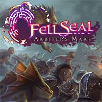 Game Box for Fell Seal: Arbiter's Mark (PC)