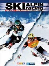 Okładka Alpine Ski Racing 2007: Bode Miller vs. Hermann Maier (PS2)