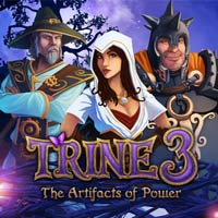 Game Box for Trine 3: The Artifacts of Power (PC)