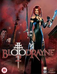 Game Box for BloodRayne 2 (PC)