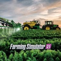 Okładka Farming Simulator 21 (PC)