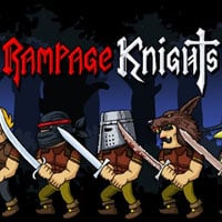Game Box for Rampage Knights (PC)