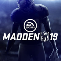 Game Box for Madden NFL 19 (PS4)