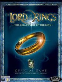 Okładka The Lord of the Rings: The Fellowship of the Ring (PC)