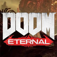 Game Box for Doom Eternal (PC)