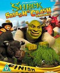 Okładka Shrek Smash n' Crash Racing (PSP)