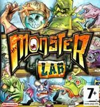 Game Box for Monster Lab (NDS)