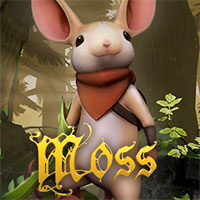 Game Box for Moss (PS4)