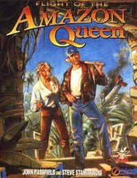 Okładka Flight of the Amazon Queen (PC)