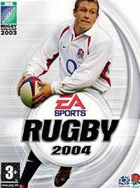 Okładka Rugby 2004 (PC)