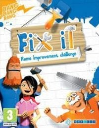 Fix It Brico Party Wii