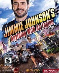 Jimmie Johnson's Anything with an Engine (PS3 cover