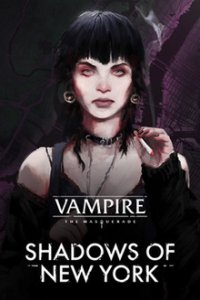 Game Box for Vampire: The Masquerade - Shadows of New York (PC)