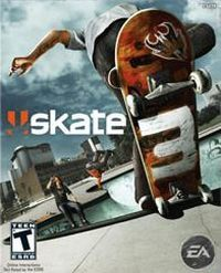Game Box for Skate 3 (X360)