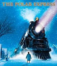 Game Box for The Polar Express (PC)