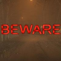 Okładka Beware (PC)