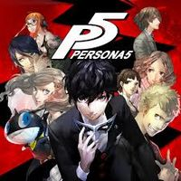 Game Box for Persona 5 (PS4)