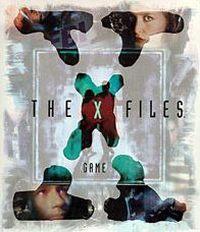 Okładka X-Files: The Game (PS1)