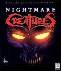Okładka Nightmare Creatures (PC)