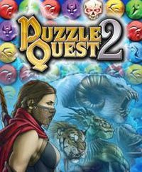 Game Box for Puzzle Quest 2 (PC)