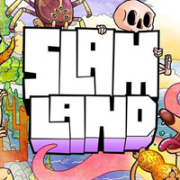 Game Box for Slam Land (PS4)