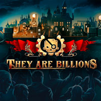 Game Box for They Are Billions (PC)