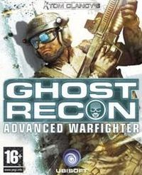 Okładka Tom Clancy's Ghost Recon: Advanced Warfighter (PC)