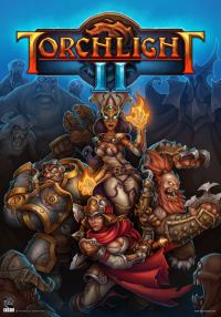 Game Box for Torchlight II (PC)