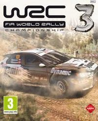 Game Box for WRC 3 (PC)