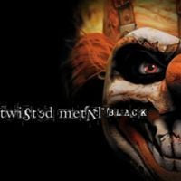 Game Box for Twisted Metal: Black (PS2)