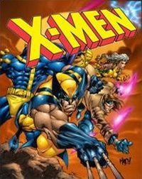 Game Box for X-Men: The Arcade Game (X360)