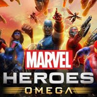 Game Box for Marvel Heroes Omega (PC)