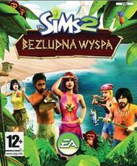 Game Box for The Sims 2: Castaway (PS2)