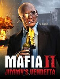 Mafia II: Jimmy's Vendetta cover