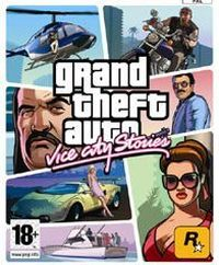 Game Box for Grand Theft Auto: Vice City Stories (PSP)