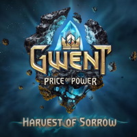 Gwent: Price of Power - Harvest of Sorrow (AND cover