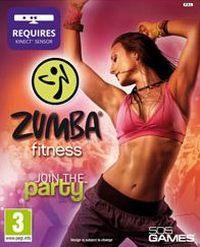 Okładka Zumba Fitness (X360)