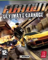 Okładka FlatOut: Ultimate Carnage (PC)