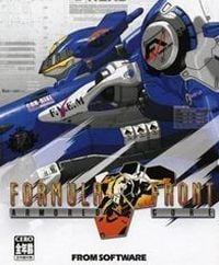 Okładka Armored Core: Formula Front (PS2)