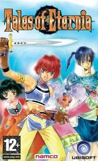 Okładka Tales of Eternia (PSP)