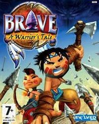 Okładka Brave: A Warrior's Tale (PSP)