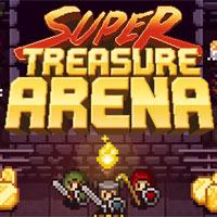 Game Box for Super Treasure Arena (PC)