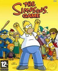 Okładka The Simpsons Game (PS2)
