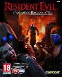 Okładka Resident Evil: Operation Raccoon City (X360)