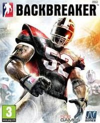 Okładka Backbreaker (PS3)