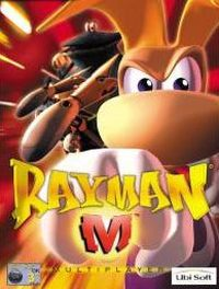 Game Box for Rayman Arena (PS2)